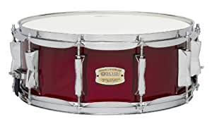 yamaha stage custom birch 14x5 5 snare drum cranberry red musical instruments. Black Bedroom Furniture Sets. Home Design Ideas