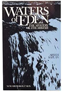 Amazon made in heaven a jewish wedding guide 9780940118119 waters of eden the mystery of the mikvah fandeluxe Images