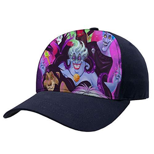 DISNEY COLLECTION Hat Hat Evil Disney Villains Male