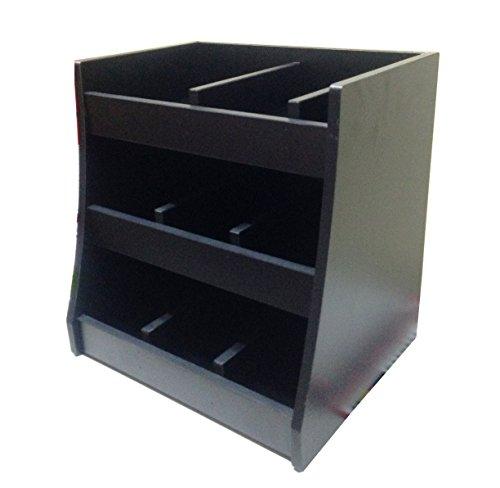 Vertiflex Condiment Organizer - FixtureDisplays Display,Condiment Food Beverage COUNTERTOP Display Holder 14