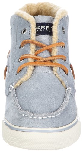 Sperry Teddy Gris Betty femme Suede Grey Betty Chukka Sperry SRIwTdxqwP