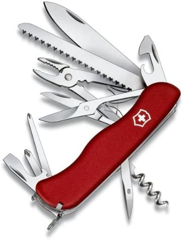 Victorinox Swiss Army Hercules Pocket Knife