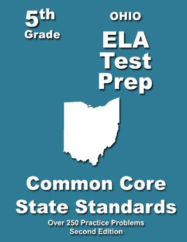 Ohio 5th Grade ELA Test Prep: Common Core Learning Standards