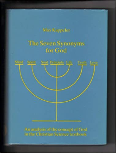 The Seven Synonyms For God An Analysis Of The Concept Of God In The