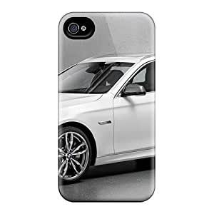 New EgO1648PmSC Bmw M550d Xdrive Touring 2013 Skin Case Cover Shatterproof Case For Iphone 4/4s