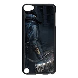 iPod Touch 5 Case Black Bloodborne LSO7782726