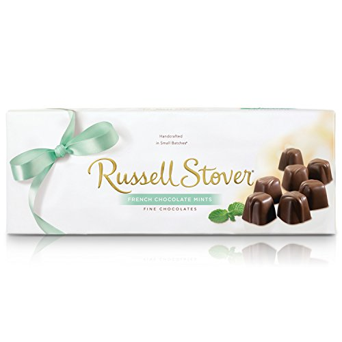 Russell Stover French Chocolate Mints, 10 oz. Box (6 Count)