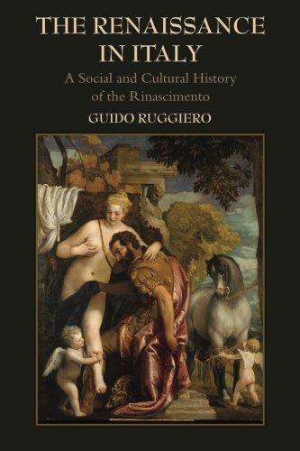 The Renaissance in Italy: A Social
