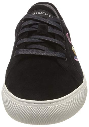 Vaso Blk Donna black Skechers Sneaker Nero 1wUxqqd