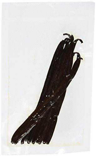 VanillaMart 10 Pack Premium Gourmet Madagascan Bourbon Vanilla Beans (Vanilla ()