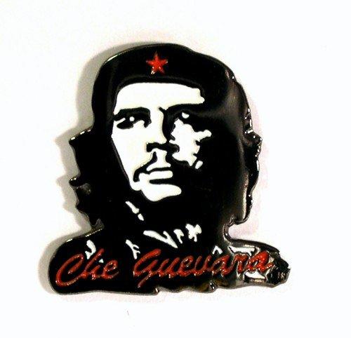 Rebel en métal émaillé Motif Che Guevara Révolution Marxist (Argentine) Mainly Metal