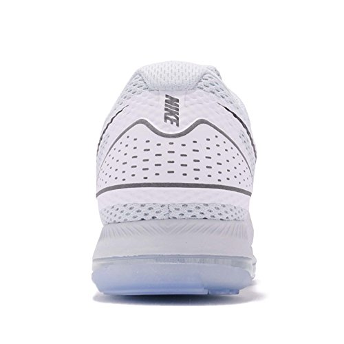 NIKE Mens Zoom All Out Low 2, Pure Platinum/Black-White Pure Platinum/Black-white