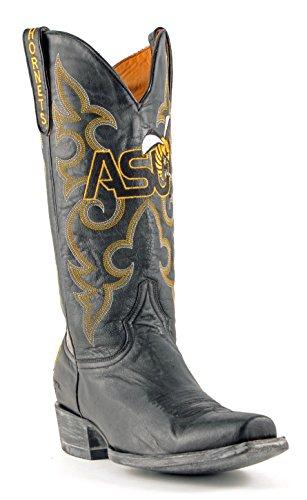 Ncaa Alabama State Hornets Heren Board Room Style Boots Zwart