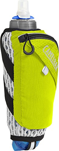 CamelBak Ultra Handheld Chill Quick Stow Flask, Lime Punch/Black, One Size