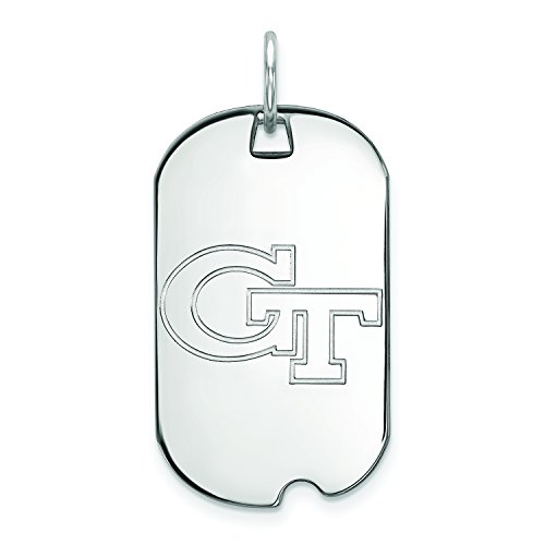Art Georgia Institute of Technology Small Dog Tag ()