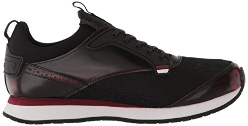 buy cheap low shipping cheap largest supplier Steve Madden Men's Golsen Sneaker Black/Red sale under $60 cheap sale nicekicks IJqQt8zvxD