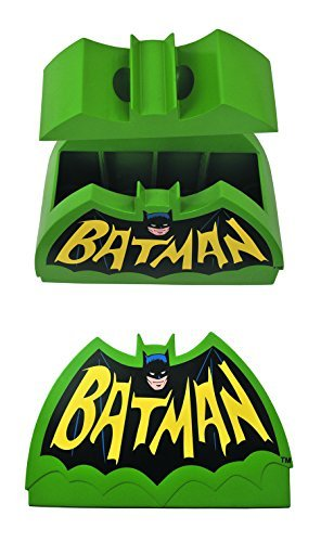 Diamond Select Toys Batman Classic 1966 TV Series Logo Cookie Jar Statue by Diamond Select