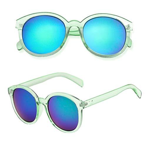 mode lunettes et Green de soleil rétro NIFG soleil Europe de Lunettes couple modèles Amérique OP8Y8qw6n