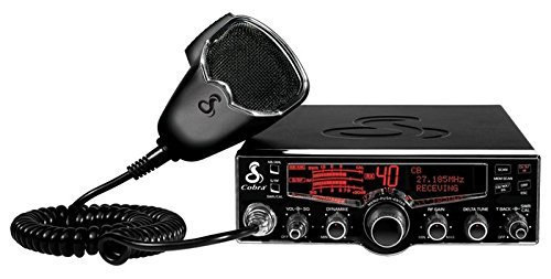 29 LX 40-Channel CB Radio with Instant Access 10 NOAA