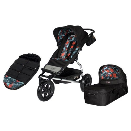Limited Ed. Night in the Menagerie Stroller