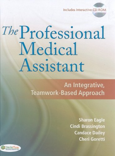 Professional Medical Assistant W/Cd