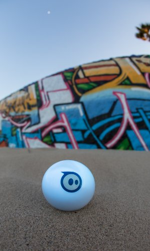 Sphero iOS and Android App Controlled Robotic Ball - Retail Packaging - White (Discontinued by Manufacturer) by Sphero (Image #12)