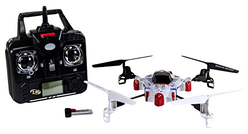 SYMA X1 4 Channel 2.4G RC Quad Copter, Spacecraft (As Shown)