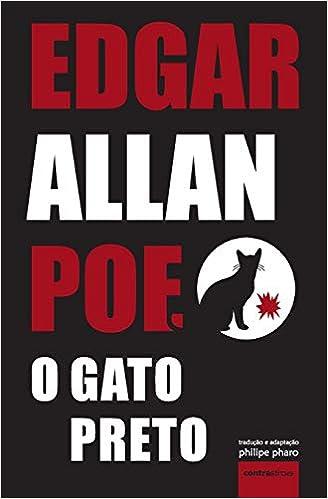 O Gato Preto (Grandes Autores) (Portuguese Edition): Edgar Allan Poe, Filipe Faro da Costa, Philipe Pharo da Costa: 9789895413089: Amazon.com: Books