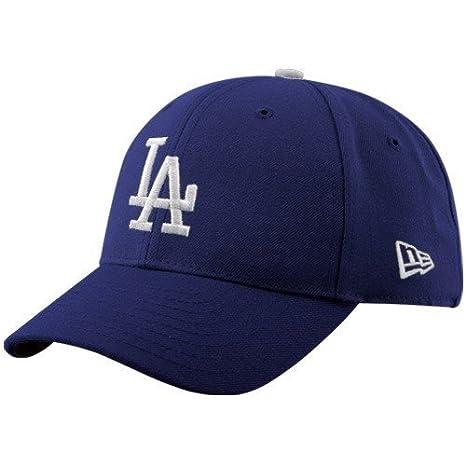 e6bd54765420a Amazon.com   MLB Los Angeles Dodgers Cotton Adjustable Cap   Sports ...