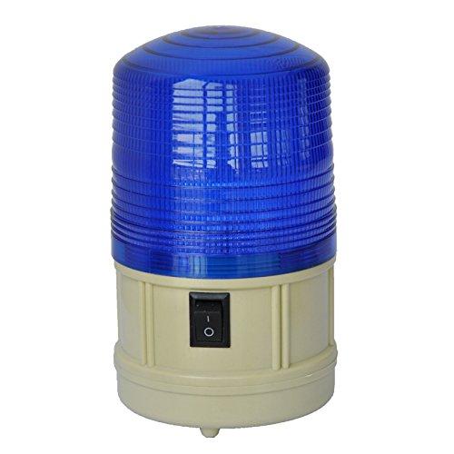 LTD-5088 Battery Flashing Warning Light Magnet Bottom Bat...