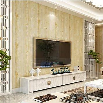 10M Thick Wood Texture Printing PVC Waterproof Living Room Desktop Wallpaper Mural Papel De Parede WP16009