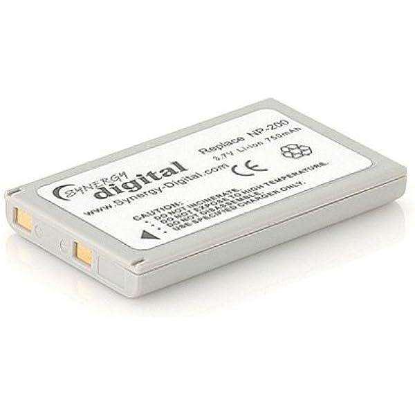 Power Akku Accu Li-Ion 750mAh für Minolta Dimage Z