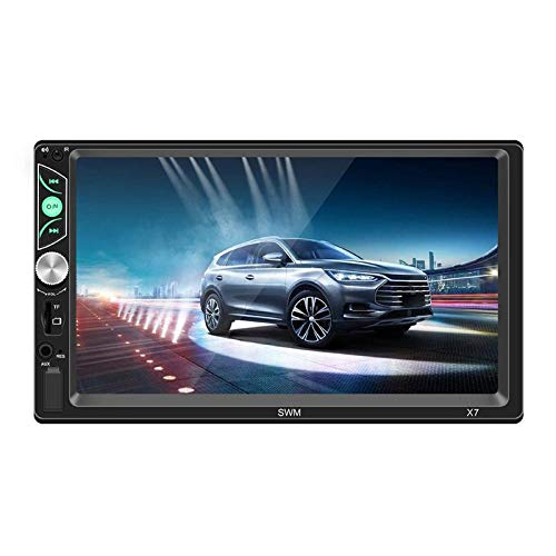 - Gavita-Star - SWM X7 7 inch Automagnitol 2 Din Car Radio Car MP5 Player 2din Autoradio FM Radio BT USB w/Steering Wheel Controller