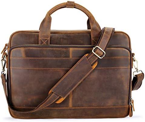 Jack Chris Briefcase Messenger MB005 8L