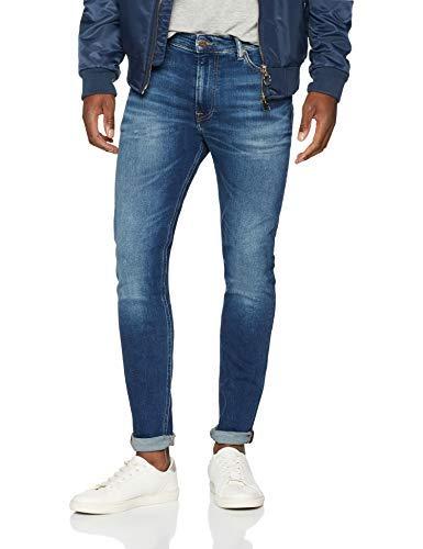 TALLA 30W / 34L. Tommy Jeans Hombre  Simon  Vaqueros  skinny