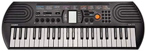 Casio SA-77 44-Key Portable Keyboard
