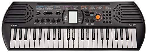 Productive Electronics - Casio SA-77 44-Key Portable Keyboard