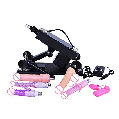 YRWW T SHIRT Updated Version Sexs Machine Female Masturbation ing Gun Automatic Vibrator Gun Sexs Machines for Women Sexs Product,Pink by YRWW T SHIRT (Image #7)