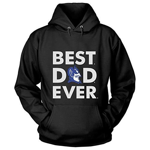 Duke Best Dad Ever T Shirt, Duke Football T Shirt - Hoodie (XL, Black)