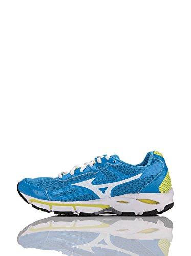 Running blanco Para Zapatillas Azul Azul Mizuno Mujer De qFRPE4w7