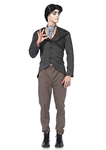 Leg Avenue Men's Corpse Bride Victor Costume -