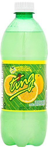 Ting GrapeFruit Soda, 20 Ounce (Pack of 24) -