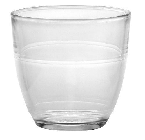 Duralex - Gigogne Clear Tumbler 220 ml (7 3/4 oz) Set Of 6
