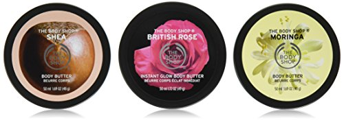 The Body Shop Mini Body Butter Trio Gift Set