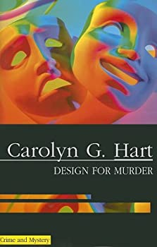 Design For Murder (Death On Demand Mystery, Book 2) 0553265628 Book Cover