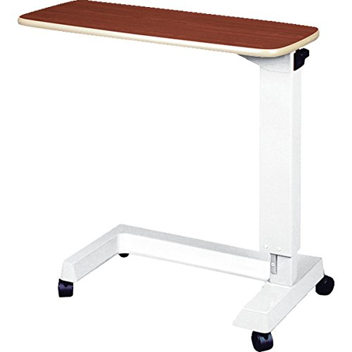 (Invacare 673560 Overbed Table Heavy-Duty Biltmore Cherry )