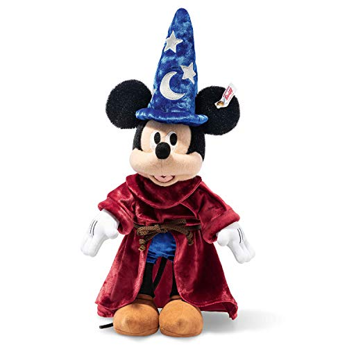 Steiff Disney Sorcerer's Apprentice Mickey Mouse 30cm 354397 Limited Edition