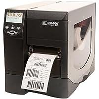 Zebra ZM400 ZM400-2001-0000T Monochrome Direct Thermal/Thermal Transfer Desktop Label Printer, 203 DPI, 4.09 Print Width, 10 in/sec Print Speed