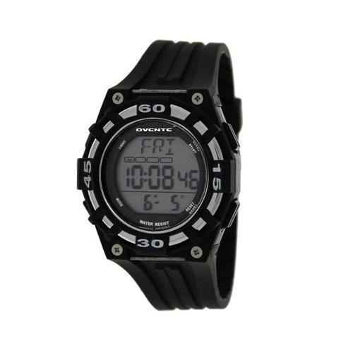 Ovente BH5000B Heart Rate Monitor Color: Black