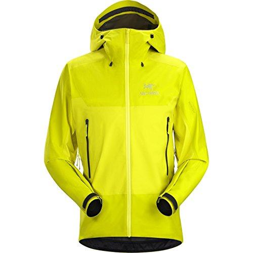ARC'TERYX Beta SL Hybrid Jacket Men's (Lichen, Large) Gore Tex Paclite Shell